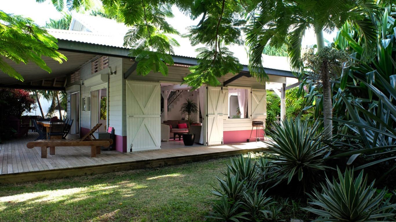 Location de villa haut de gamme avec services en Martinique