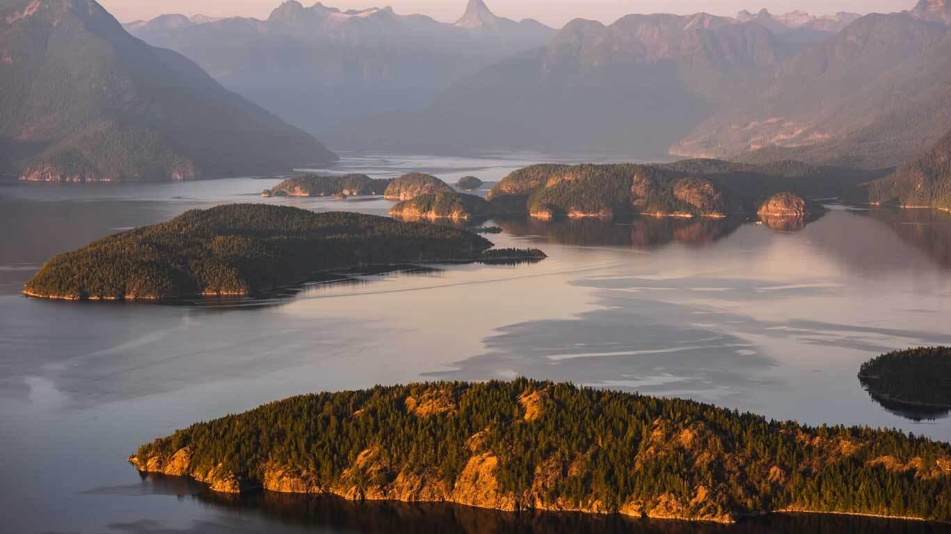 Immersion éco-chic entre mer et montagnes