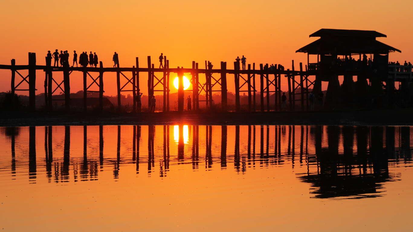 Les incontournables de la Birmanie et plages de Ngapali