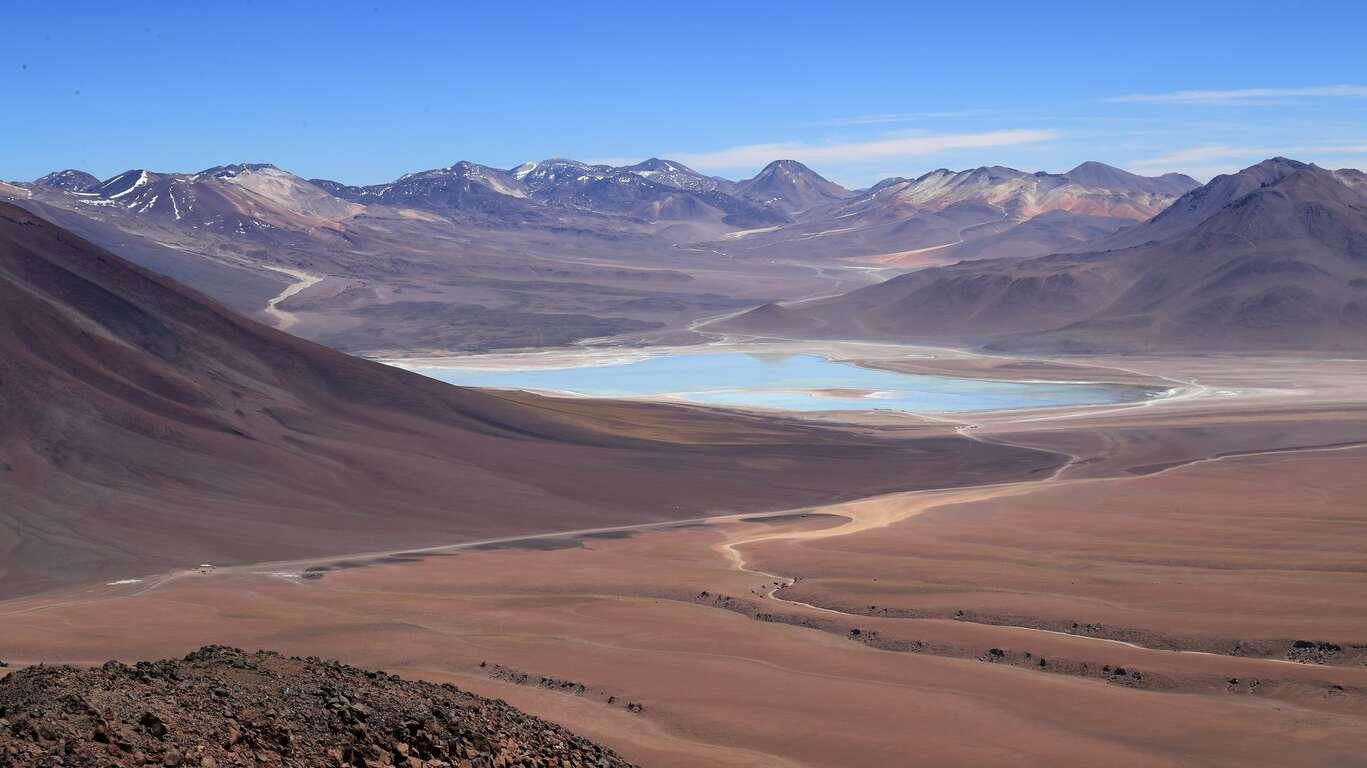 Le Chili de la Patagonie à l'Atacama