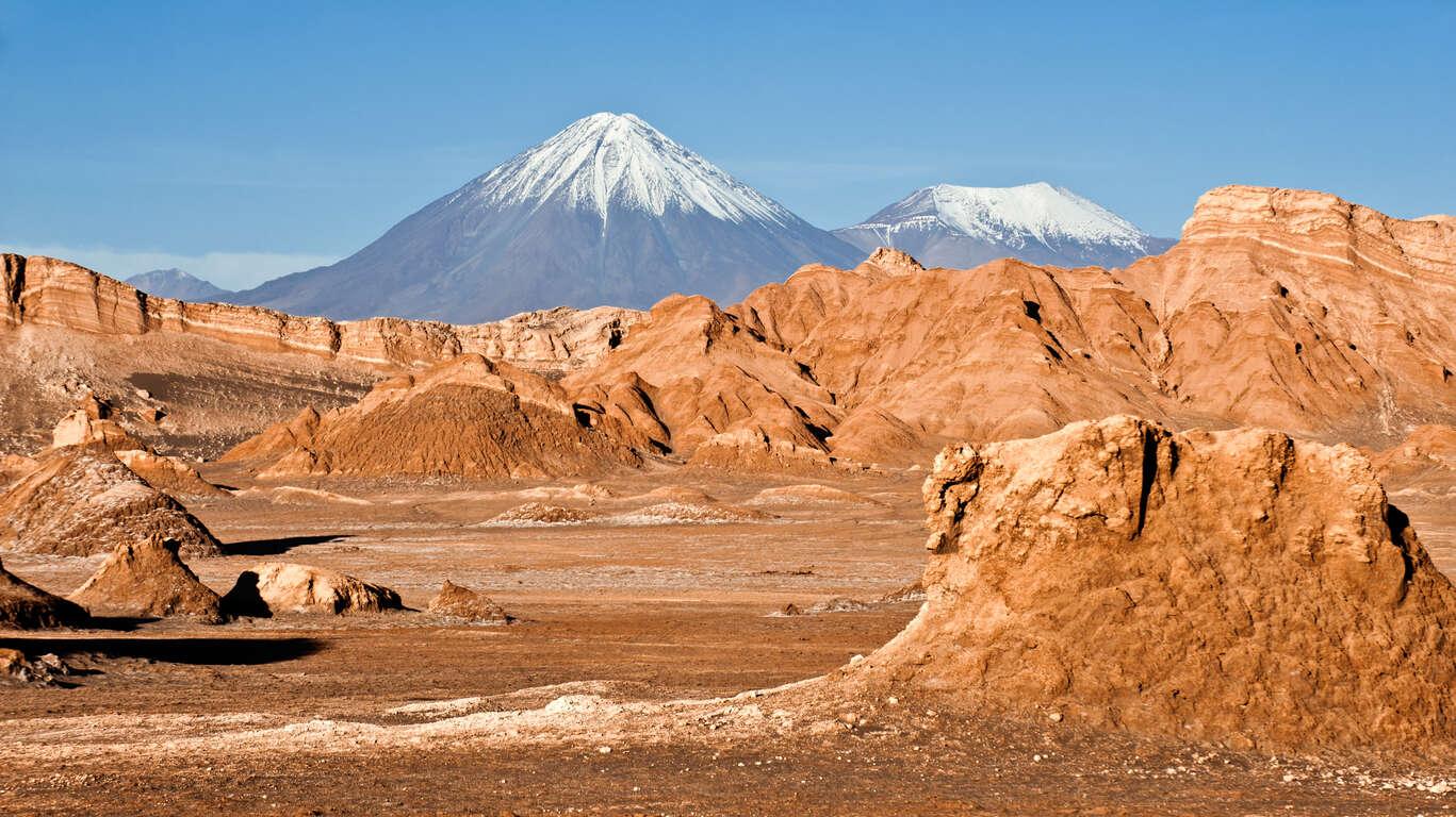 Circuit en petit groupe Trio Chili, Bolivie et Argentine