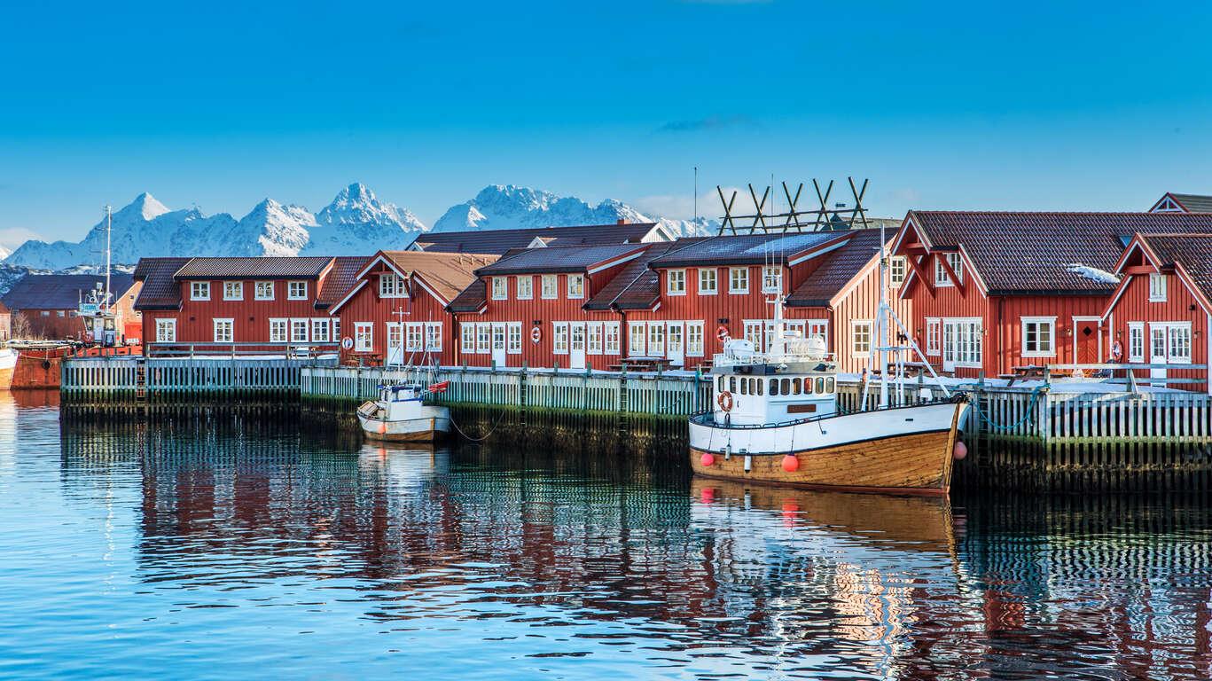 Autotour d'Oslo aux îles Lofoten
