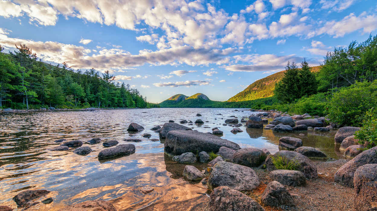 L'est des États-Unis autrement : entre forêts et montagnes