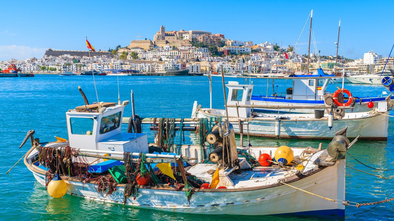 Séjour découverte et confidentiel à Ibiza