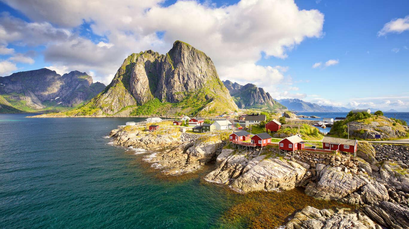 Voyage sur les îles Lofoten et Vesteralen