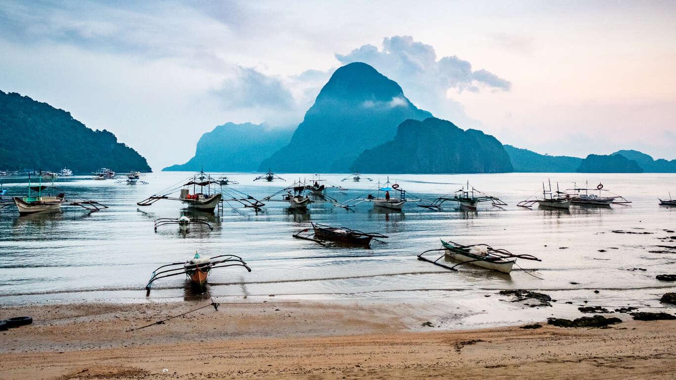 Du Nord Luzon aux plages paradisiaques de Palawan