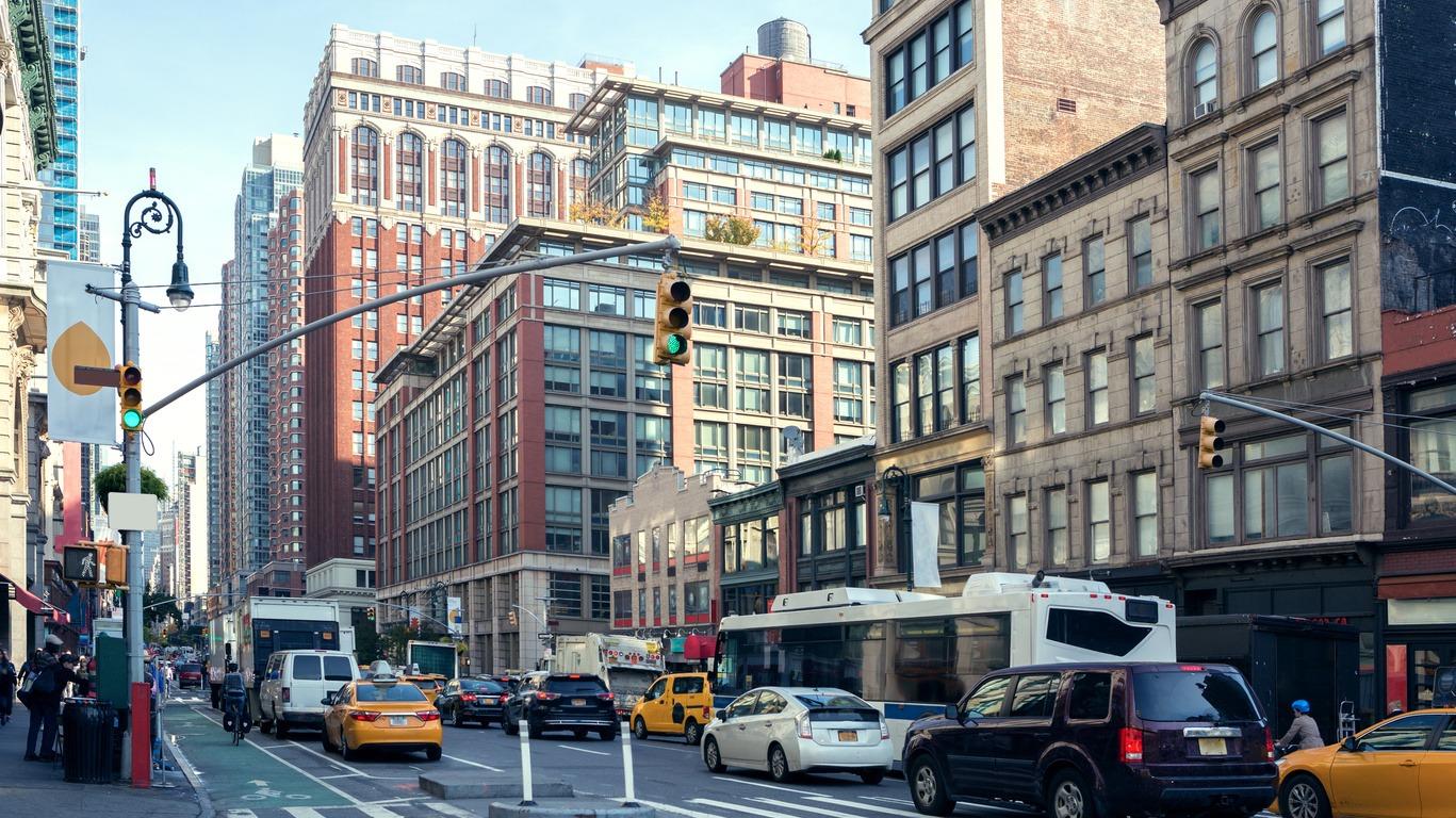 Voyager à New York dans la plus grande métropole américaine