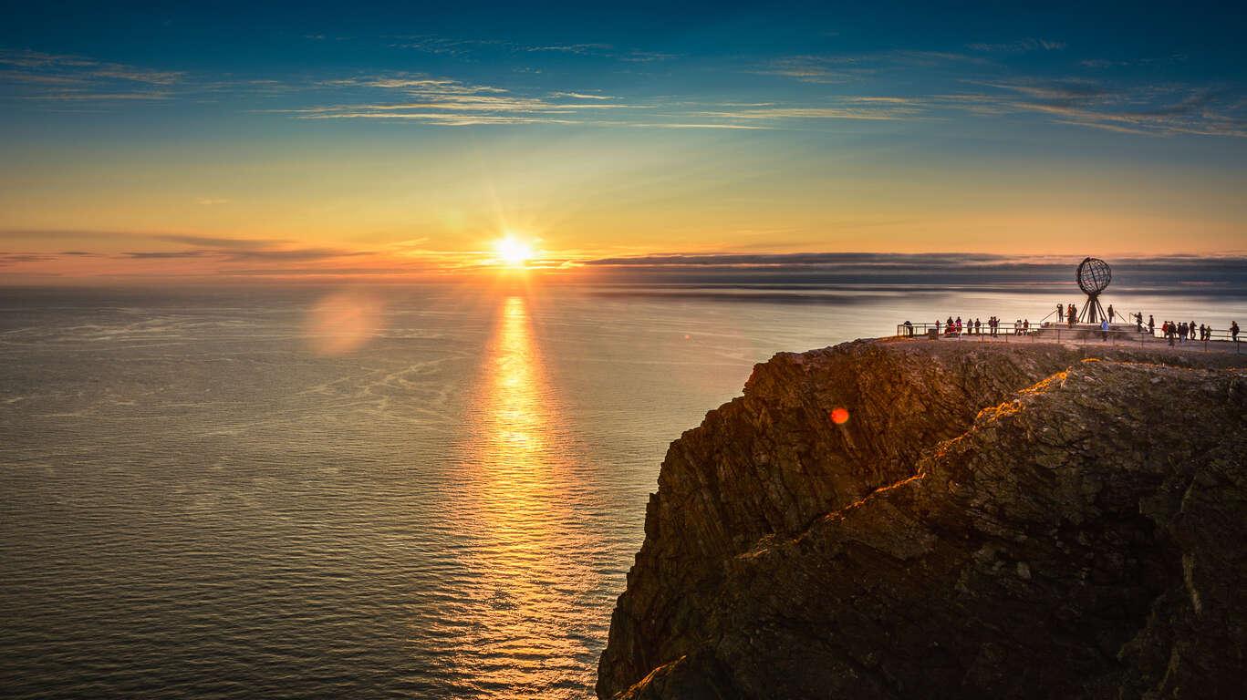 Le grand tour de Norvège