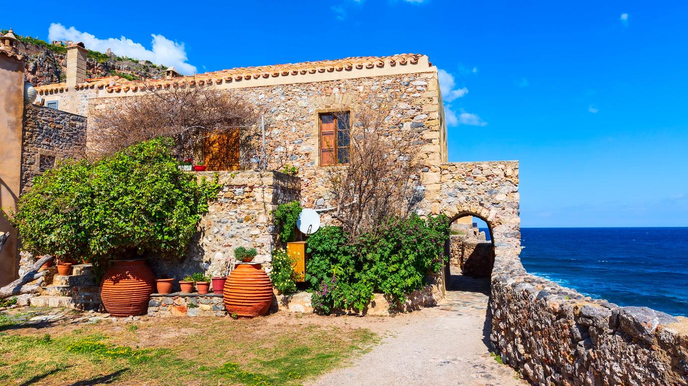 Le Grand tour de la Grèce en famille
