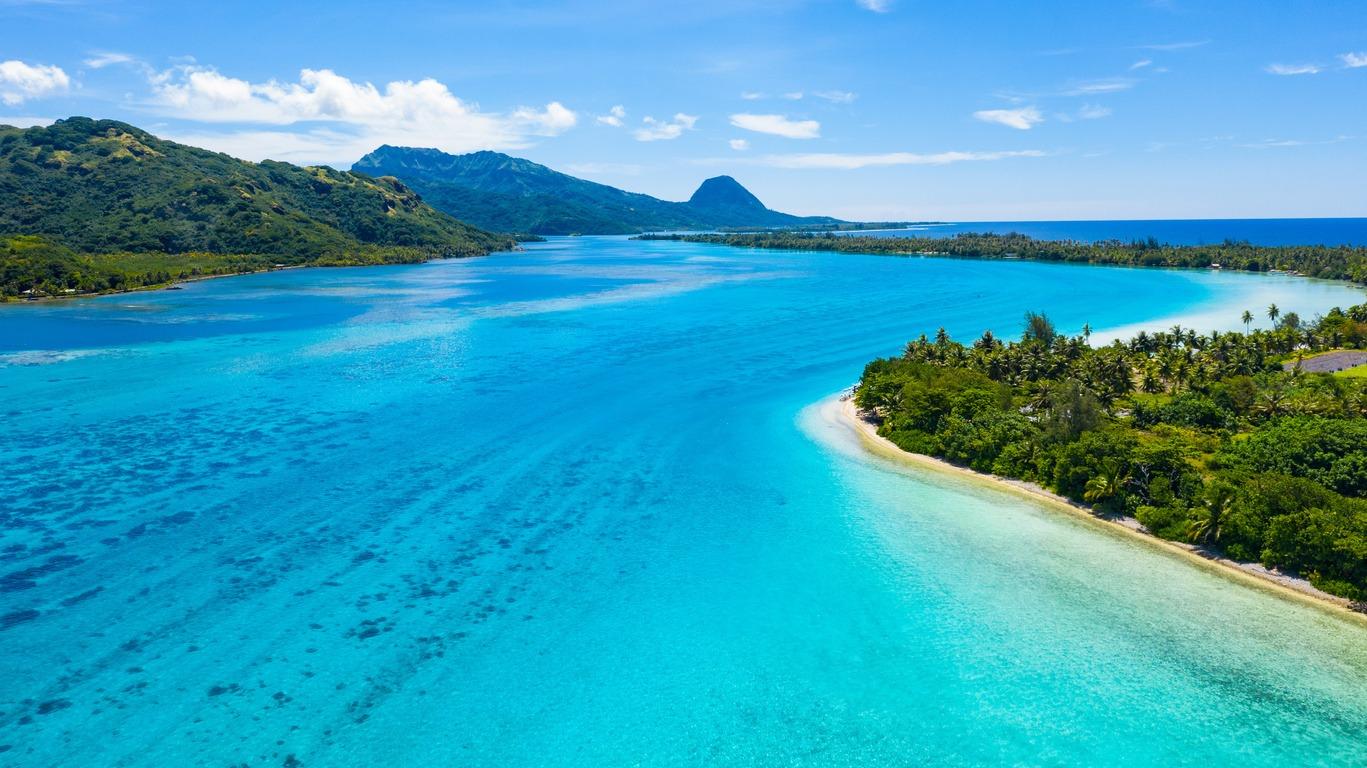 Voyage île paradisiaque