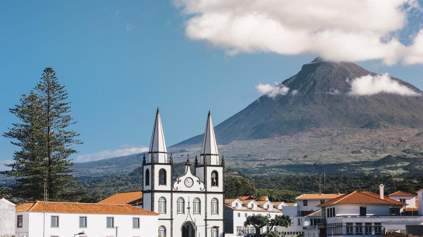 Les Açores, archipel portugais dans l'océan Atlantique