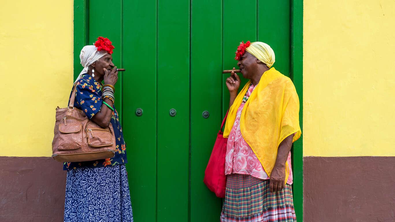 Les incontournables de Cuba en petit groupe : La Havane – Vinales – Baie des Cochons -Trinidad – Jibacoa