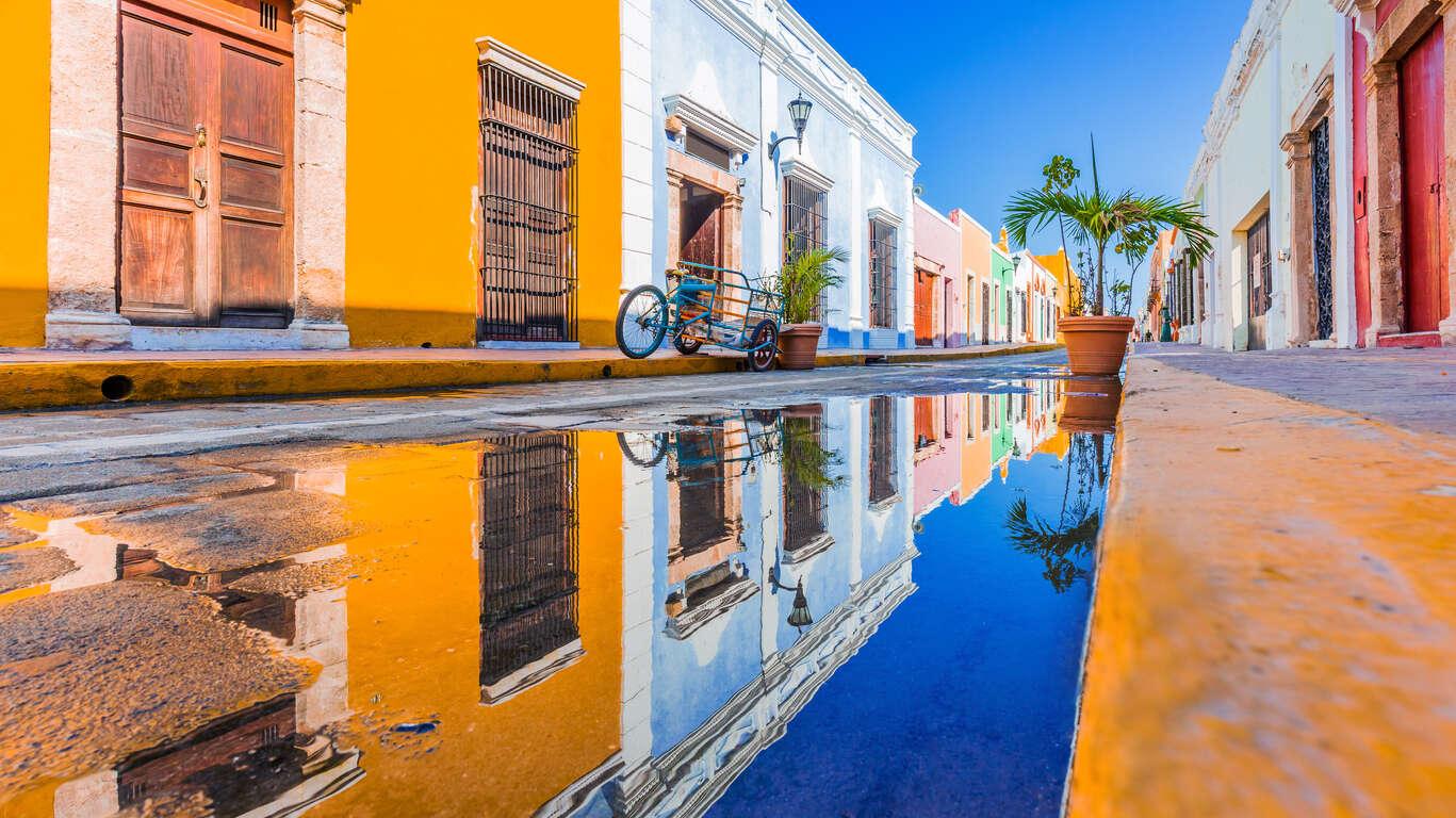 Pourquoi un voyage dans le Yucatan avec Cercle des Voyages ?