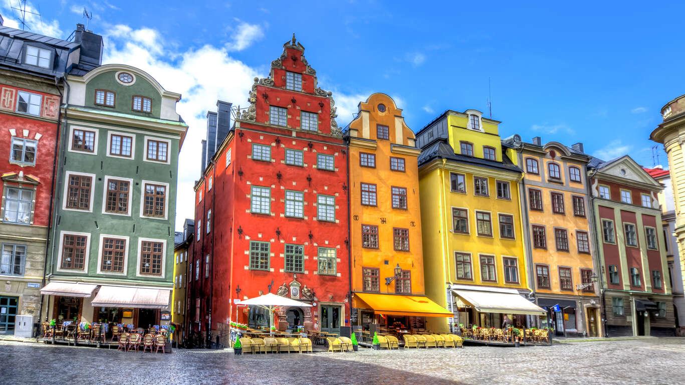 Voyage Scandinave, entre Norvège, Finlande et Suède
