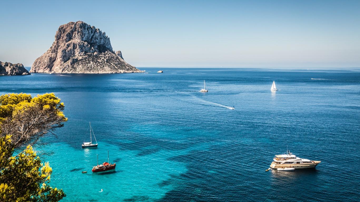 Ibiza et Formentera, îles Pityuses des Baléares
