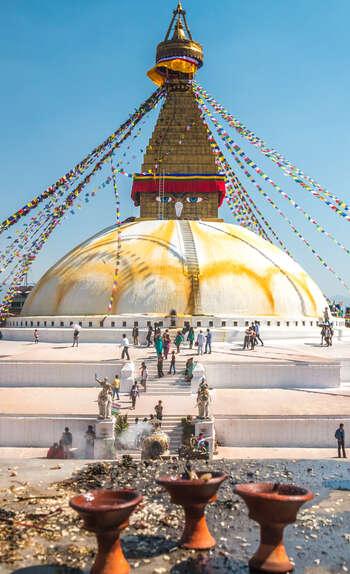 Voyage au Népal, le pays de Shiva
