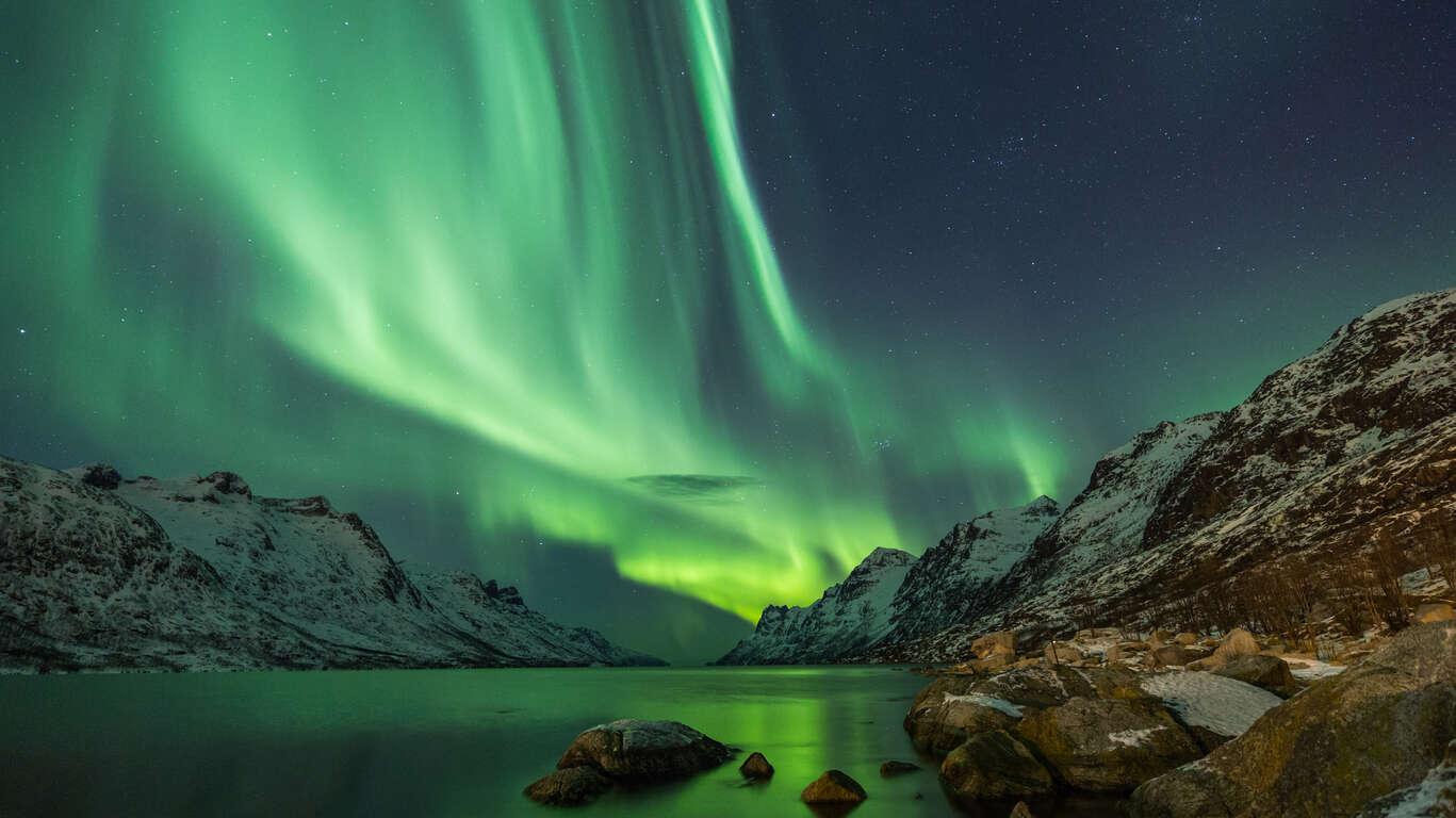 Séjour actif à Tromsø en petit groupe