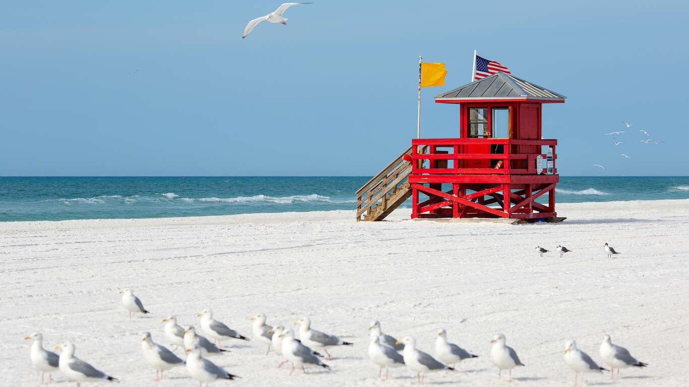 Combiné New York Floride
