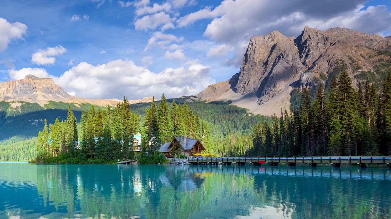 Voyage luxe au Canada
