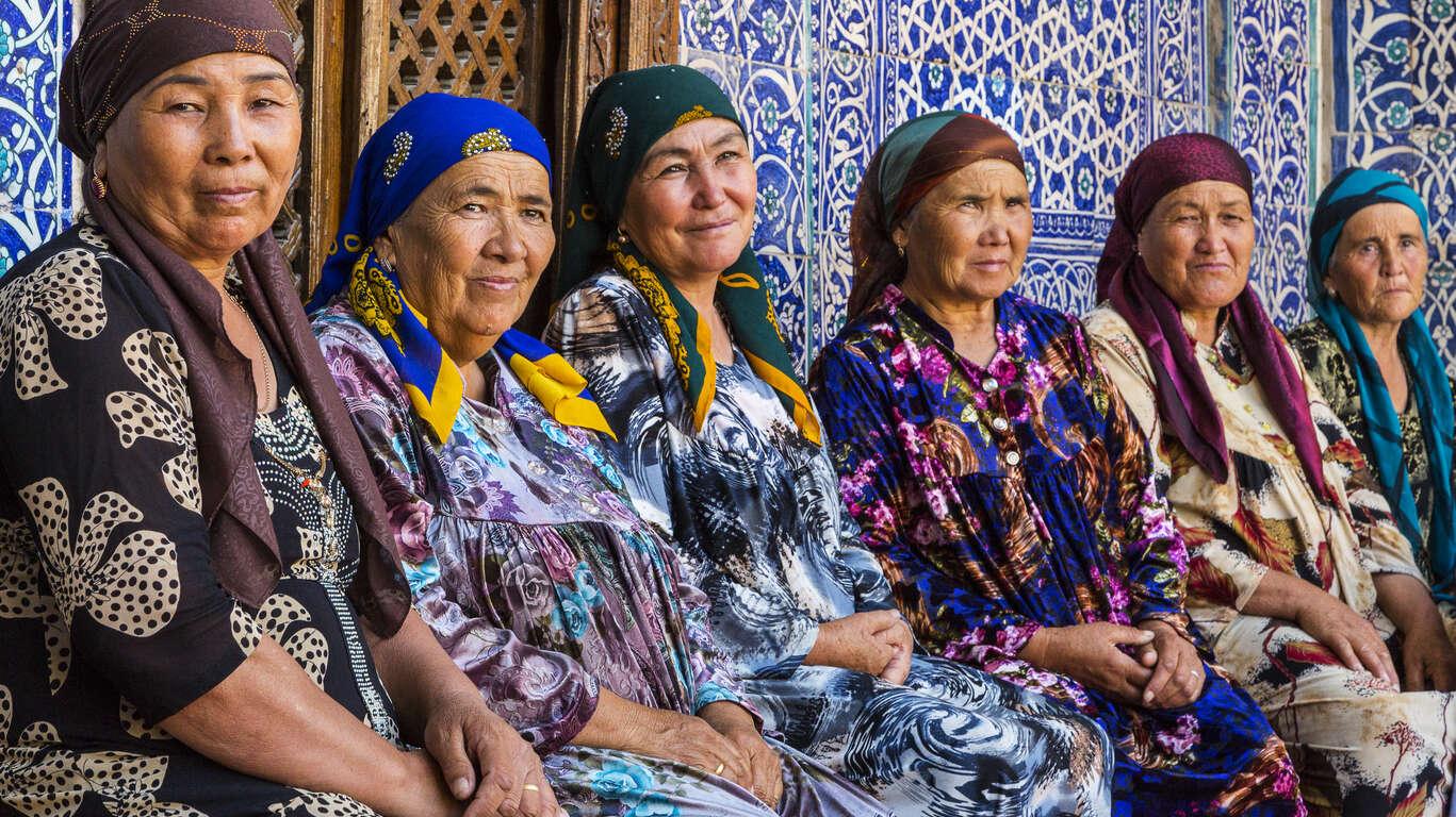 Découverte de l'Ouzbékistan en famille