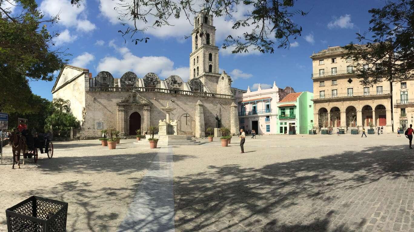 Première découverte cubaine en hôtels de charme