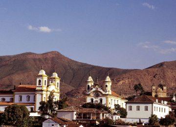 Le Brésil d'hier et d'aujourd'hui : Rio – Tiradentes – Ouro Preto – Brasilia