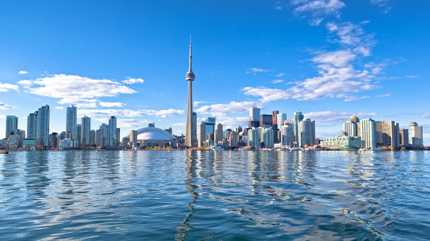 Voyage combiné Canada et Etats-Unis