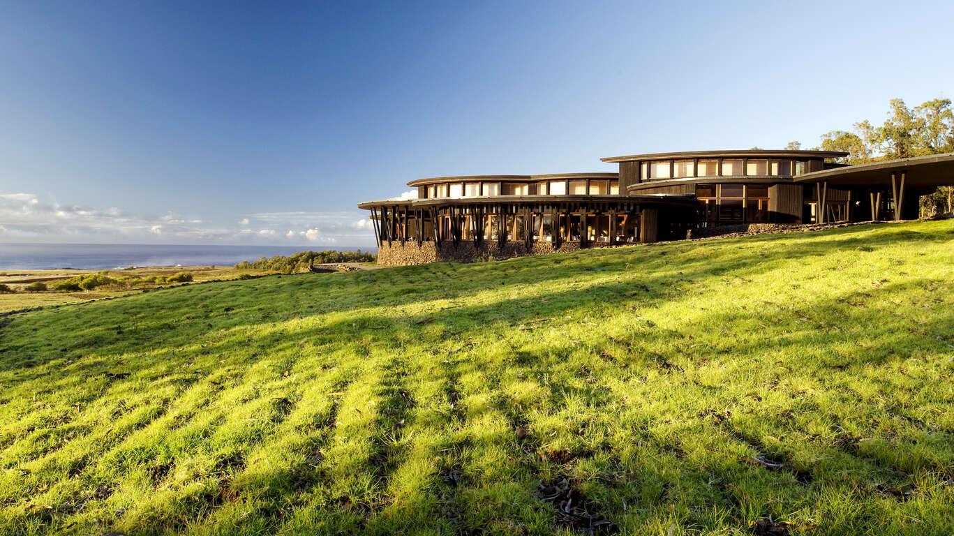 Lodge Explora Ile de Pâques