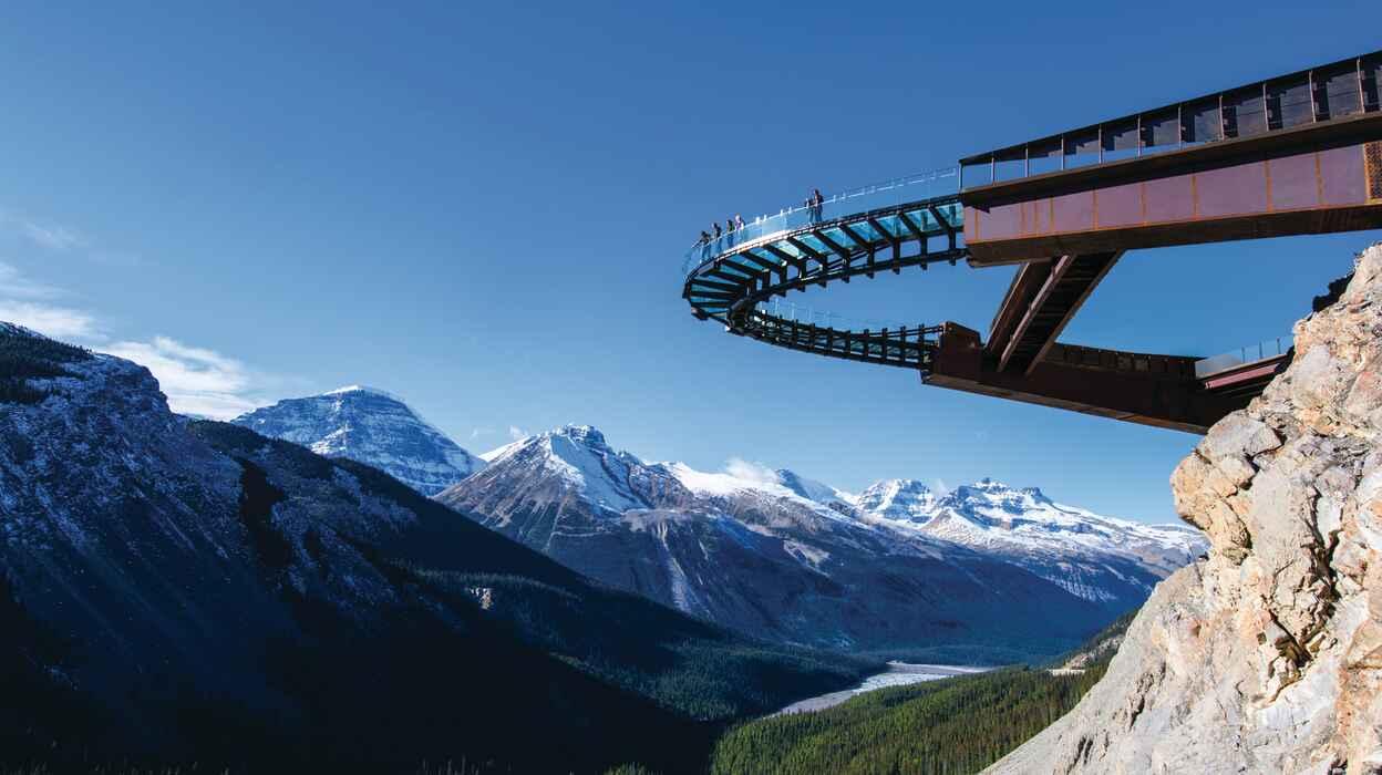 Voyage exceptionnel au Canada