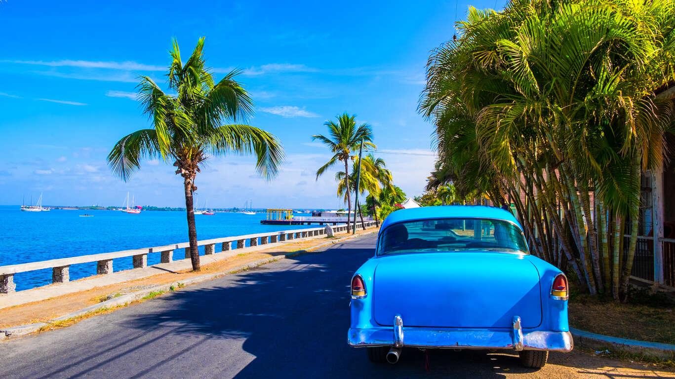 Cuba, la perle des Caraïbes