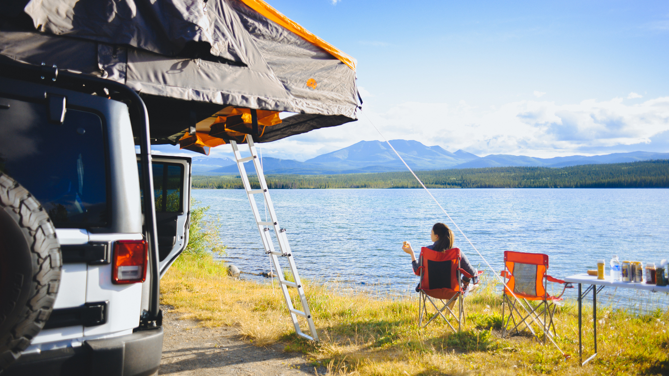Voyage au Yukon en jeep