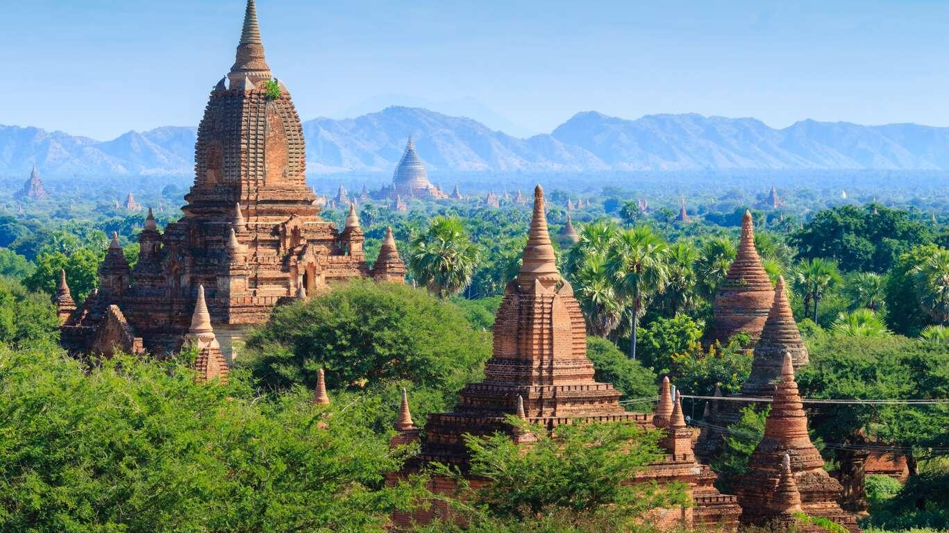 L'essentiel de la Birmanie en toute liberté