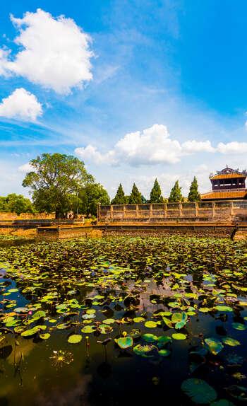Temples et palais