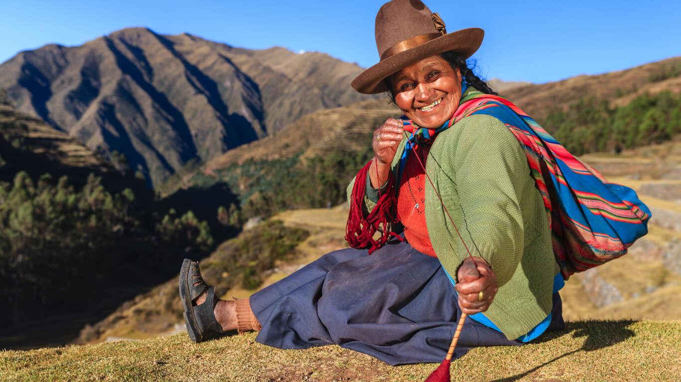 Le Pérou du Nord au Sud : des Chimus aux Incas