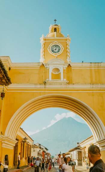 Guide Voyage Guatémala