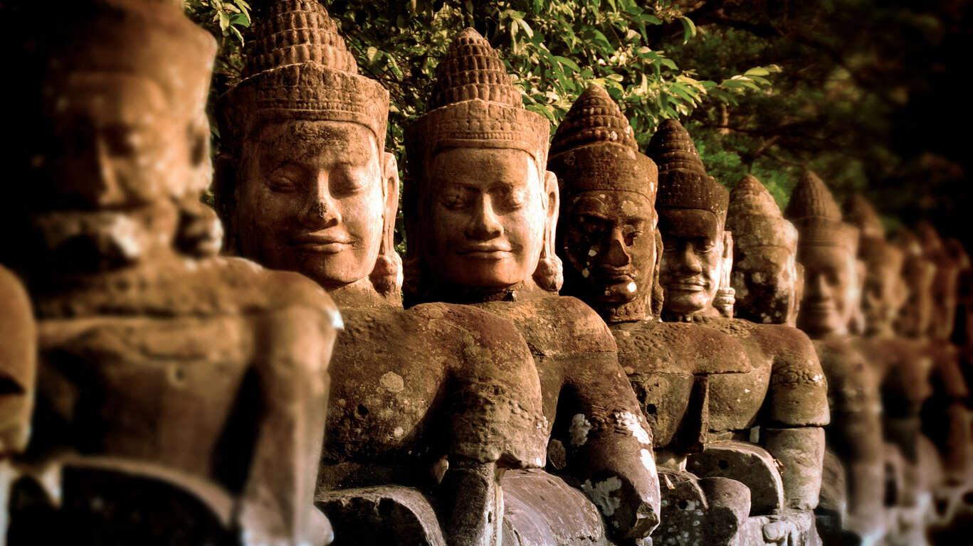 Combiné Vietnam et découverte d'Angkor