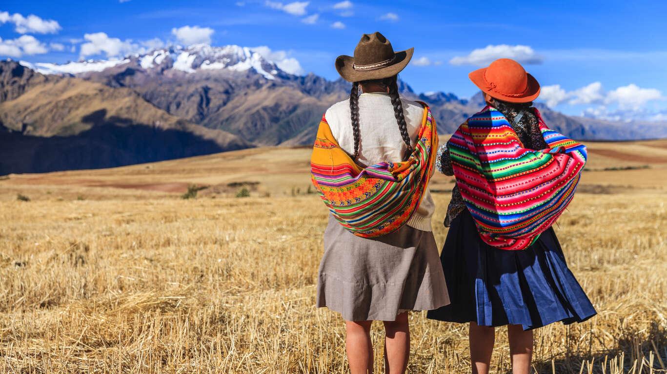 Splendeurs du Pérou du sud au nord :  du Machu Picchu à la cité perdue de Kuelap
