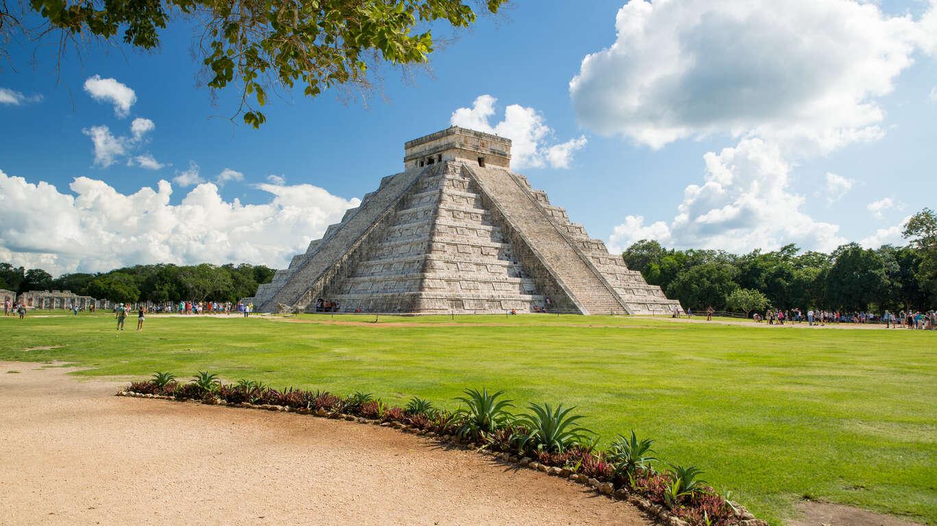 Voyager dans le Yucatan, à la découverte de la culture maya