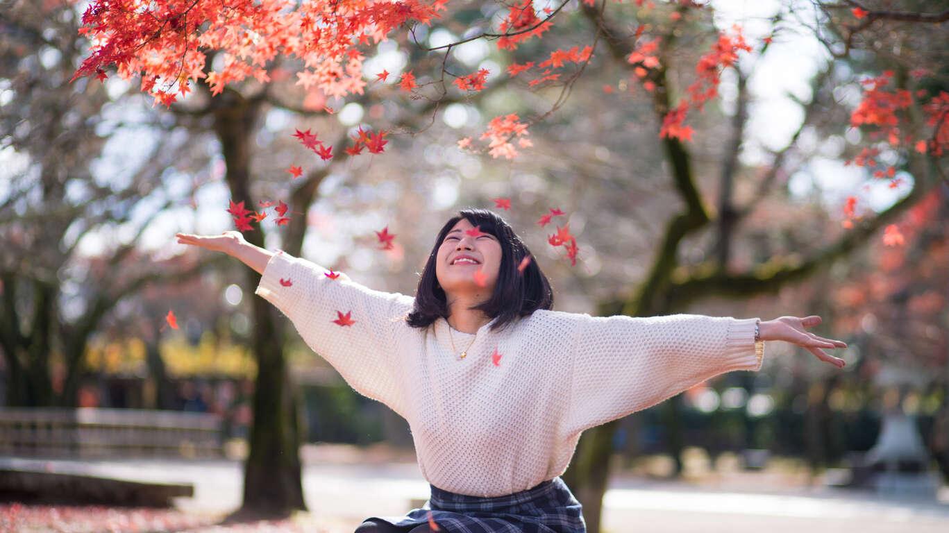 Le Japon aux couleurs de l'automne