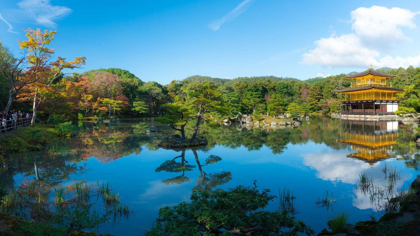 Première approche du Japon