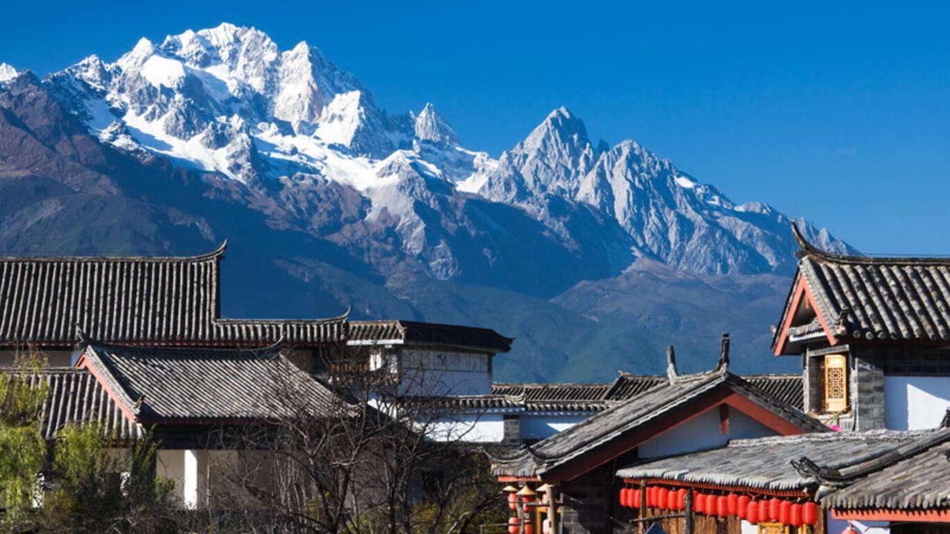 Du Yunnan au Tibet