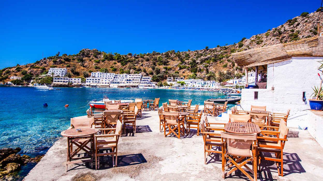 Voyager en Crète au rythme des Crétois