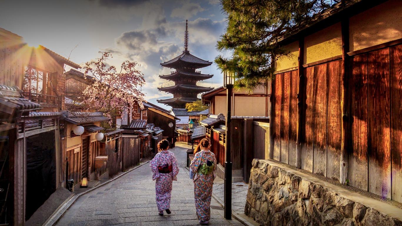 Voyage à Kyoto
