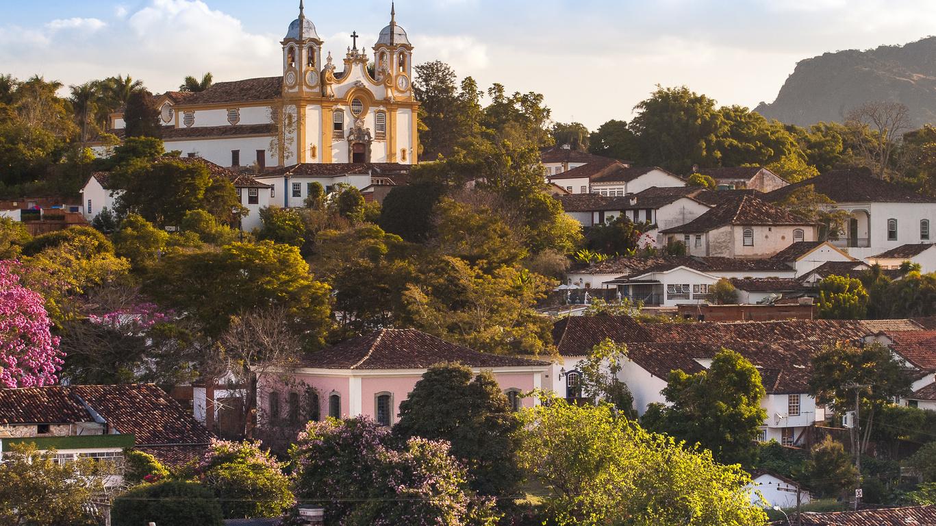 Voyages dans le Minas Gerais
