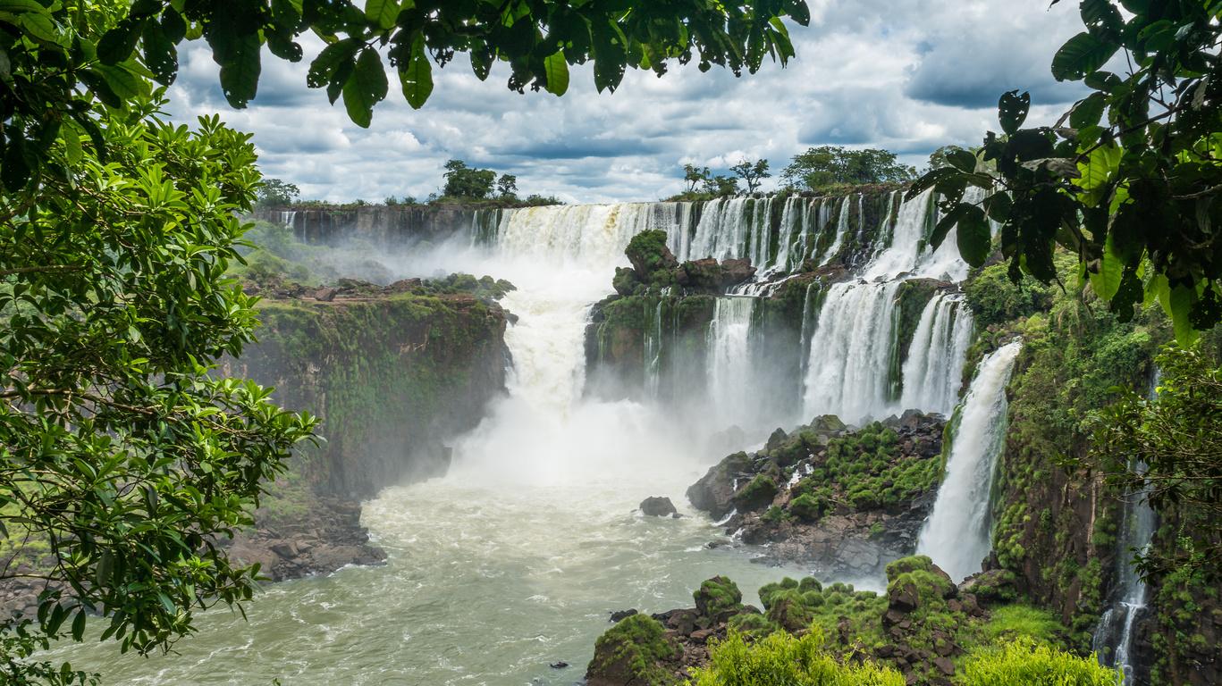 Voyage aux Chutes d'Iguazu