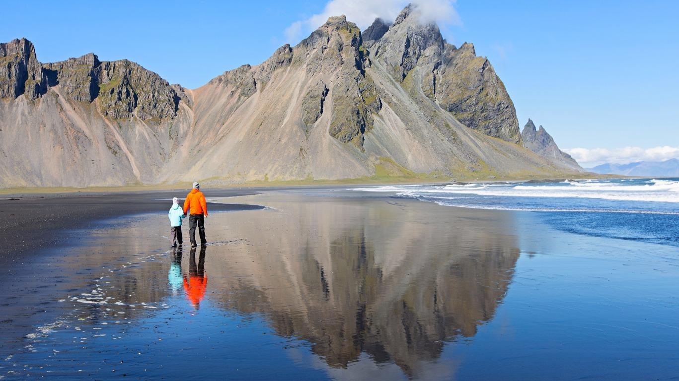 Les randonnées en Islande