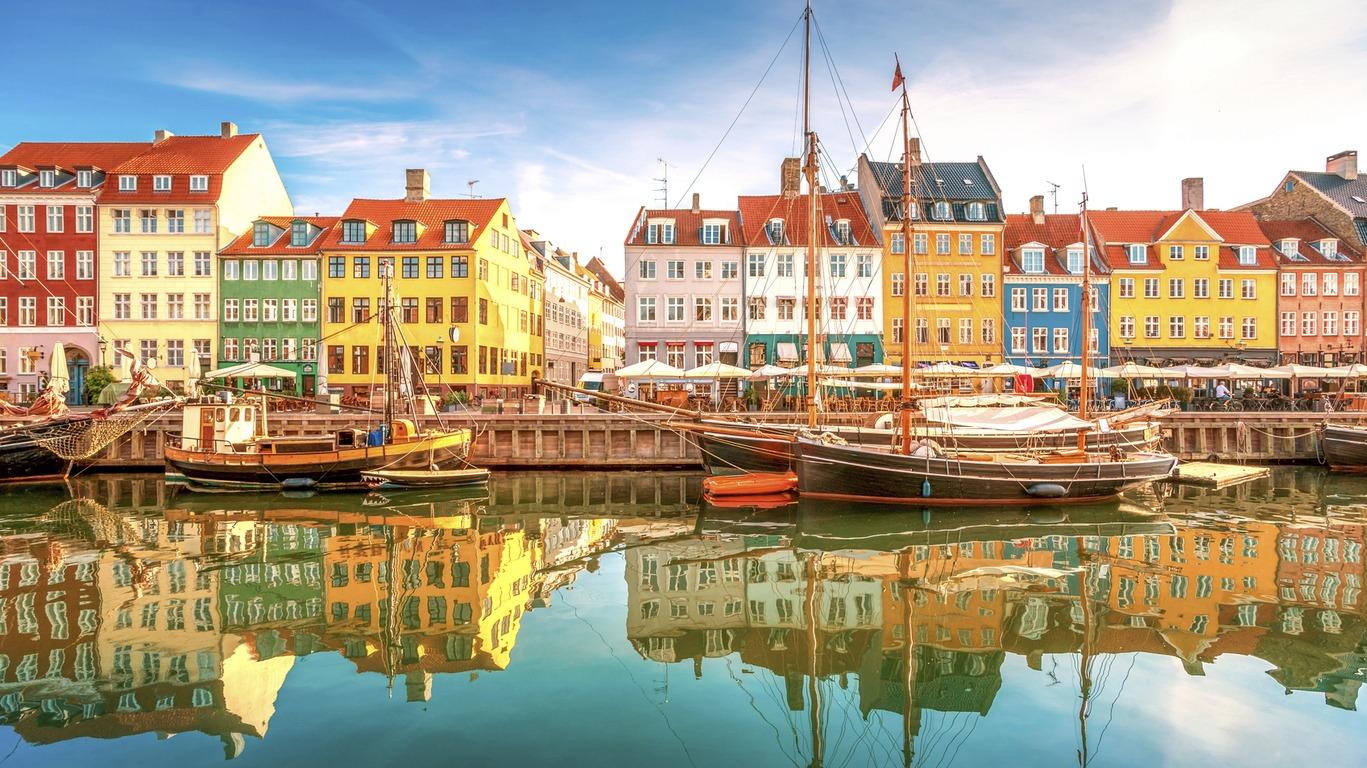 Voyage Danemark