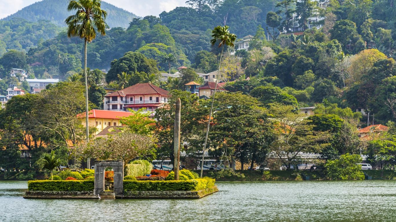 Voyage à Kandy