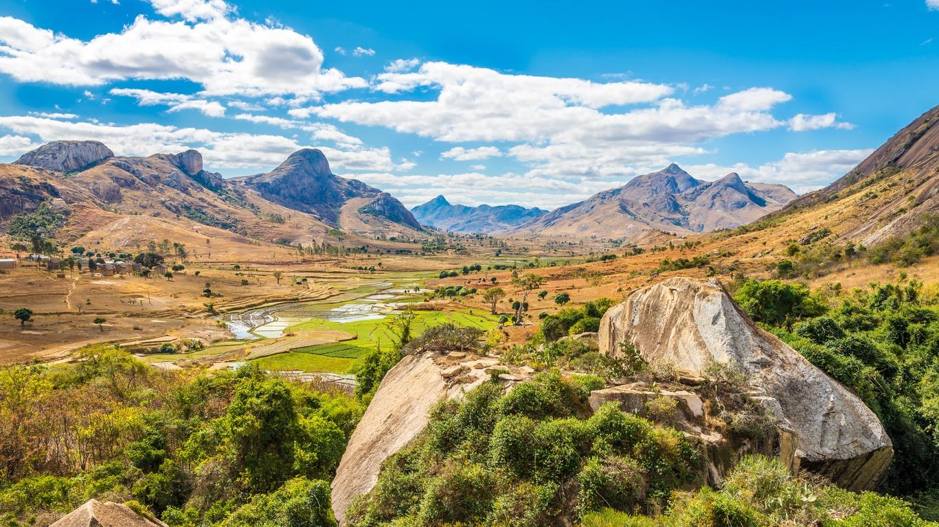 Voyages dans le sud de Madagascar