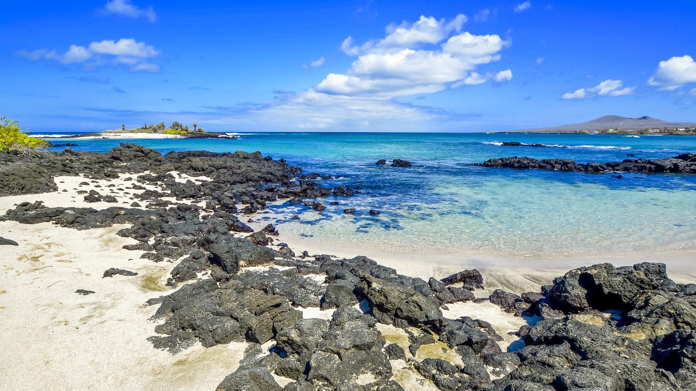 Voyage aux Galápagos